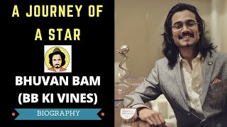 A Journey Of A Star - Bhuvan Bam(BB ki vines) | Biography | Filmy Coffee