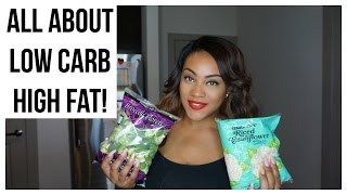 Fast Weight Loss With High Fat Foods | Crystal Danielle