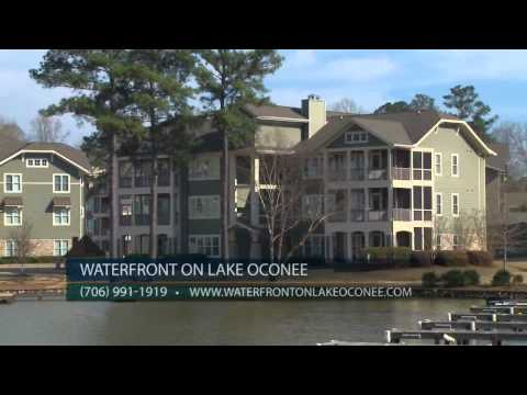 Waterfront on Lake Oconee