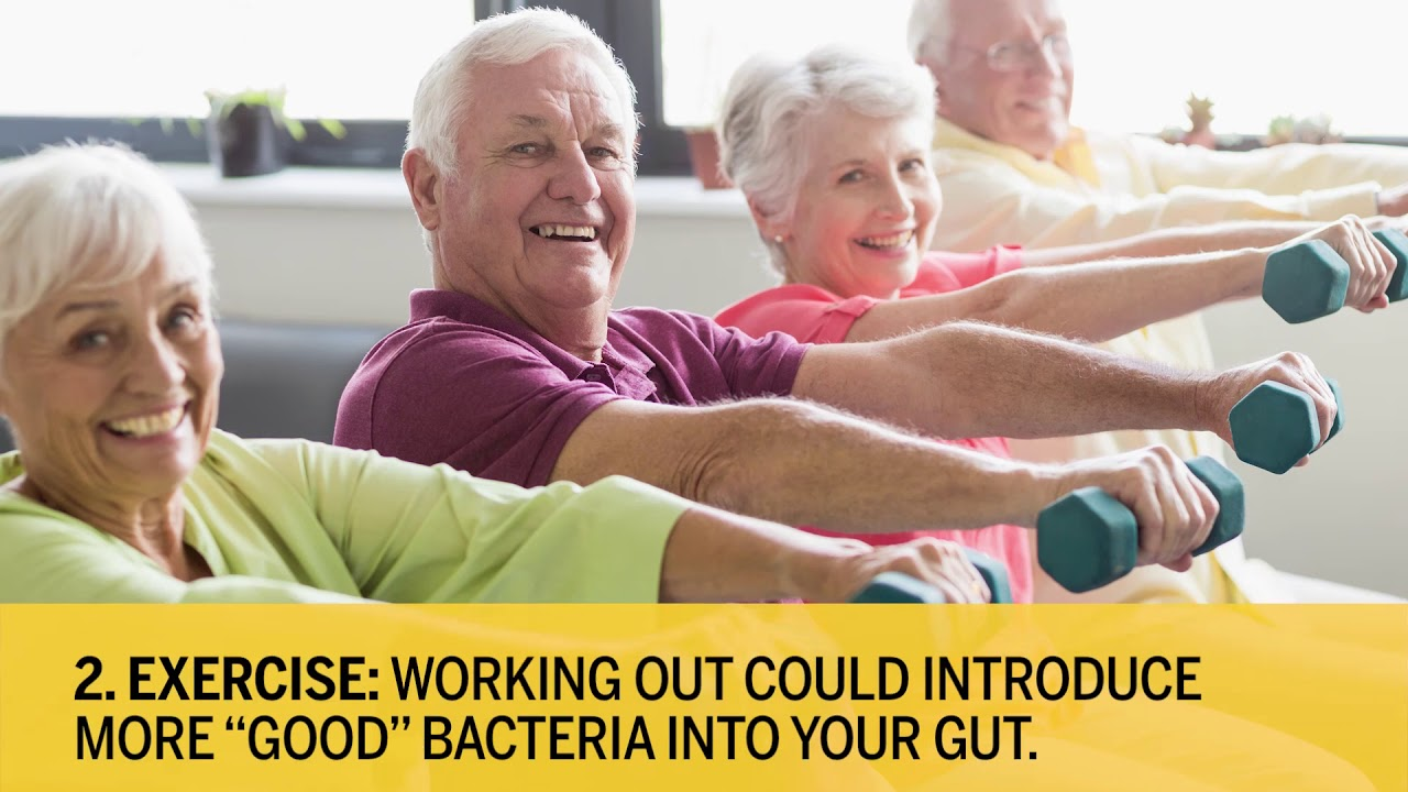 What we know about gut bacteria