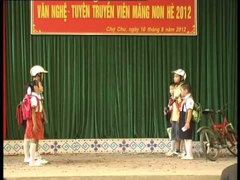 Hội Thi Tuyên Truyền Măng Non Hè 2012