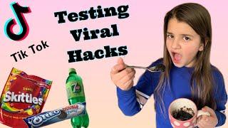 I Tested Viral TikTok Hacks | Bella Mix