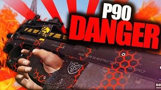 ZULA gameplay español - Jugando con la P90 DANGER