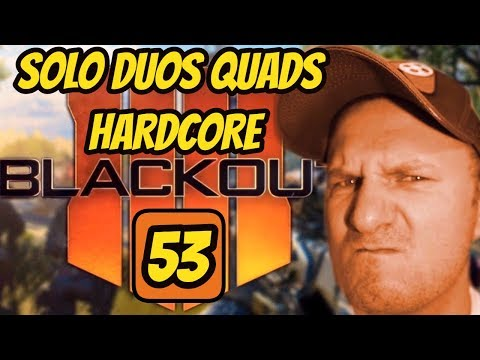 Call of Duty®: Black Ops IIII – Blackout | #53 | SOLO DUOS QUADS HARDCORE | PS4 Pro (1440p60) thumbnail