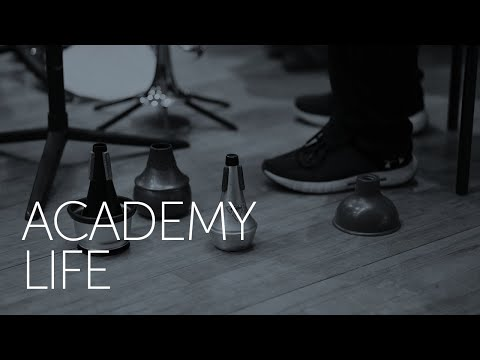 A day at the Academy