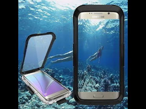 more photos a8400 57400 LifeProof FRE Samsung Galaxy S8 Plus Waterproof Case Review