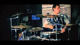 Outkast -- B.O.B. (Bombs Over Baghdad)  drum cover