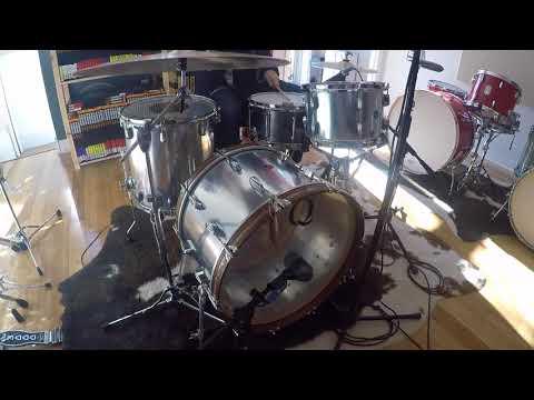 Q Drum Co. 22/12/16 Galvanized Steel Drum Kit