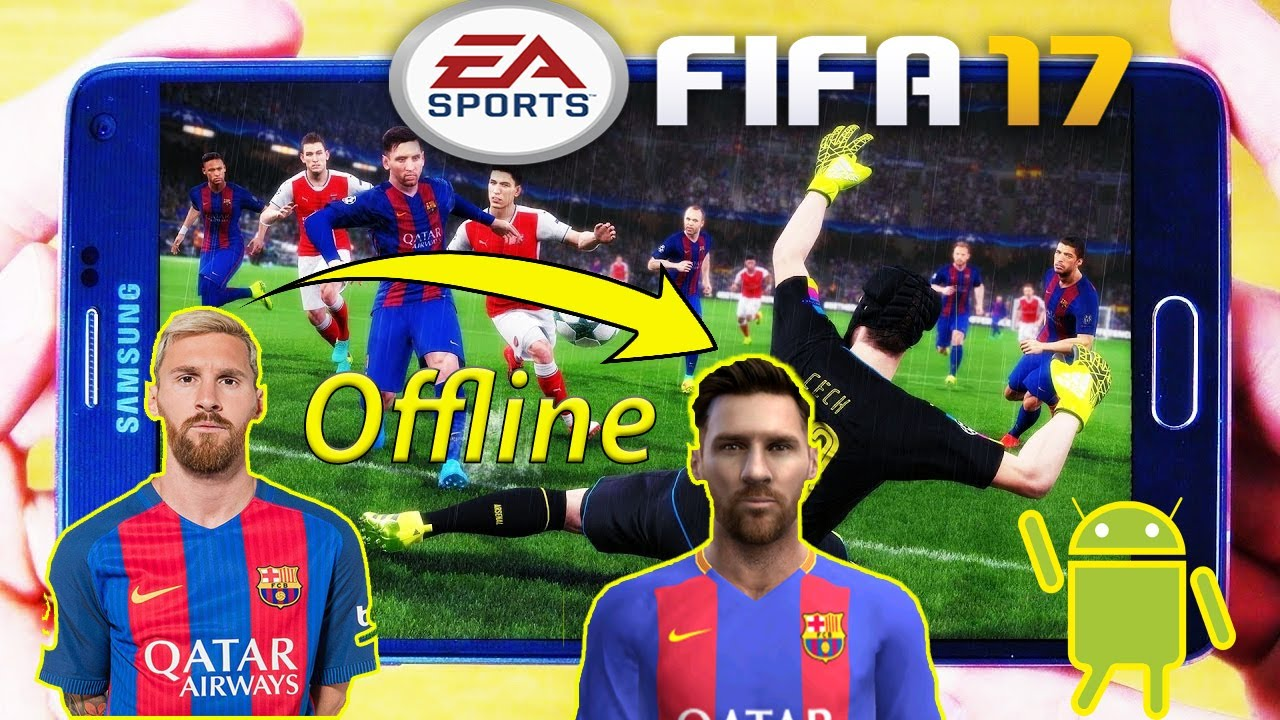 download game fifa 2017 android offline
