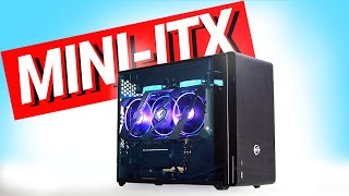 3000€ High-End MINI-ITX GAMING PC!! (i7 9700K + RTX 2080 Ti)