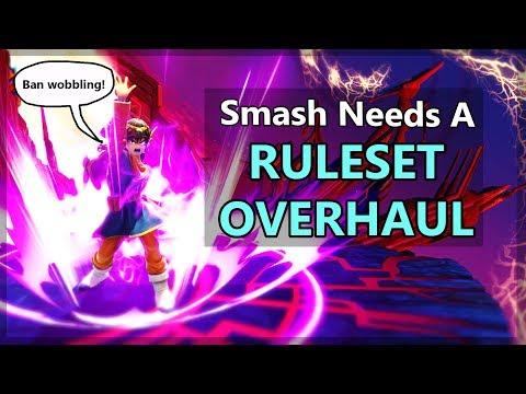 Smash Needs A Ruleset Overhaul