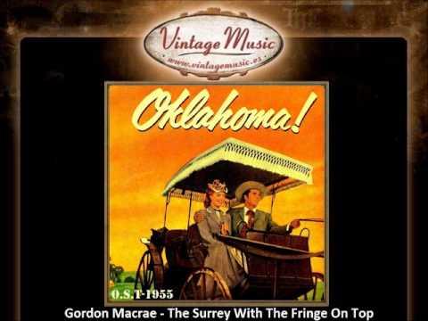 03   Gordon Macrae   The Surrey With The Fringe On Top Oklahoma OST VintageMusic es