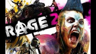 Rage 2 Gametest i7 4790 RTX 2060 6gb OC 16gb 21:9 2560x1080