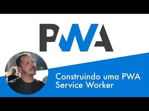 Curso PWA #03 - Instalando service worker