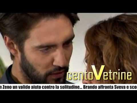CENTOVETRINE - Anticipazioni e trama puntata di lunedì 14 ottobre 2013