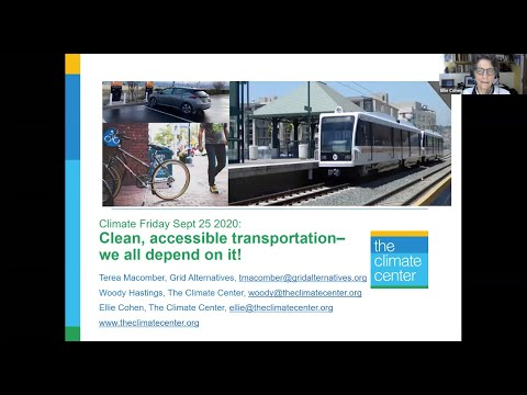 Clean, accessible transportation– we all depend on it!