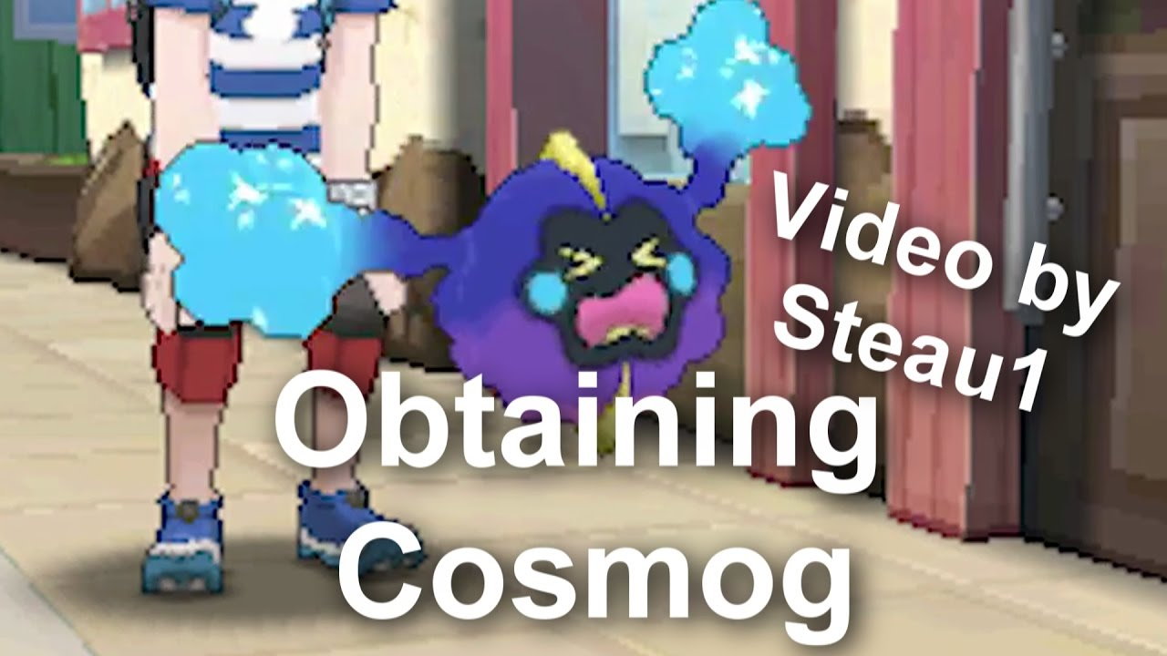 how to catch cosmog moon