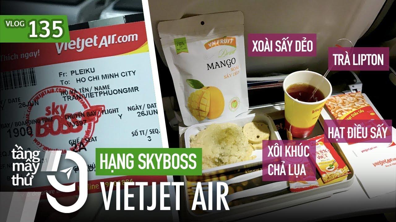 [M9] #135: Bay hạng Skyboss từ sân bay Pleiku về TPHCM | Yêu Máy Bay