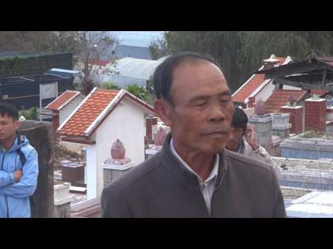 Đa Phú Đà Lạt Đám tang 30 tết Đinh Dậu (Lễ Hạ Huyệt)