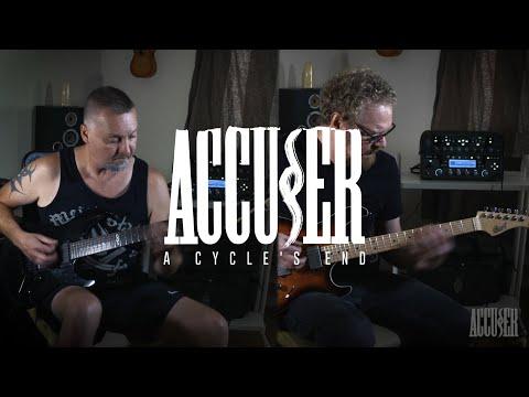Accuser - A Cycle's End (GUITAR PLAYTHROUGH)