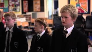 Урок информатики в частной школе Sevenoaks, Великобритания.