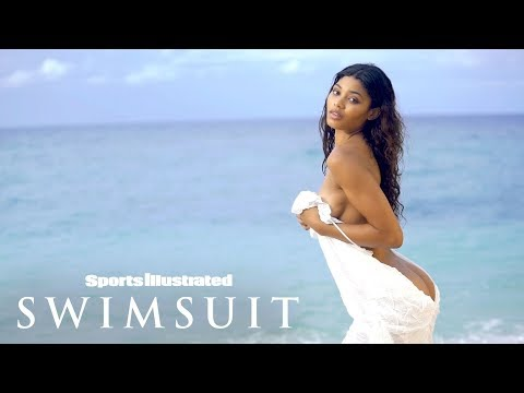 Danielle Herrington Is A Vision In White In Revealing Fiji Shoot | Sports Illustrated Swimsuit