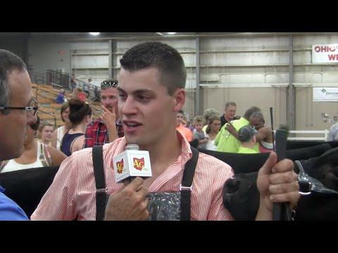 2015 Ohio State Fair Grand Champion Market Steer