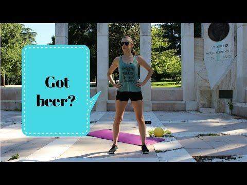 Beer Gut Blaster Home Ab Workout
