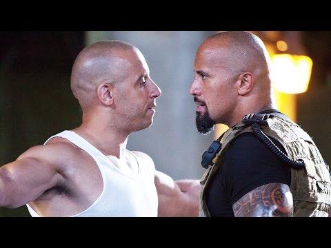 Dwayne Johnson's 'Fast 8' Rant Directed At Vin Diesel?