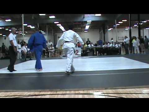 Arthur Ghukasyan at the 2012 Nikkei games( Kenams Judo)