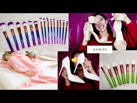 Download Youtube: KIKAY HAUL! Mermaid Blanket, Brushes, Shoes + GIVEAWAY ANNOUNCEMENT☺ | GAMISS | Tyra C.