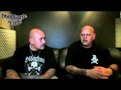 Psycho Realm - Sick Jacken - Exclusive Interview - Urban Melody TV