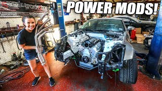 homepage tile video photo for POWER MODS FOR THE LS3 350Z!!