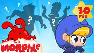 The Invisible Bandits - Mila and Morphle | BRAND NEW | Cartoons for Kids | Morphle TV