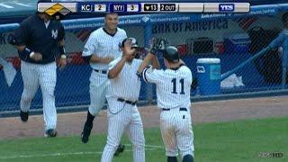 MLB: Gardner's walk-off single wins it in the 13th