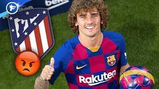 La Fédération Espagnole ouvre une enquête sur le transfert de Griezmann au Barça | Revue de presse