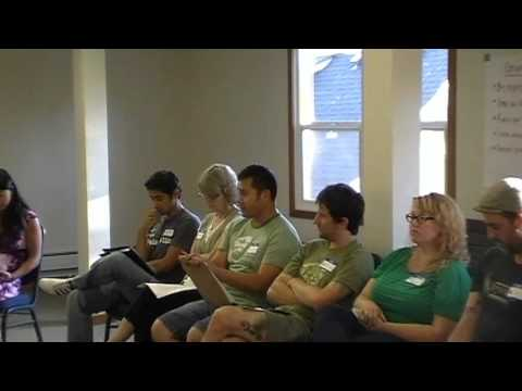 Climate Forum on Climate Justice - Portland Oregon  7.11.12