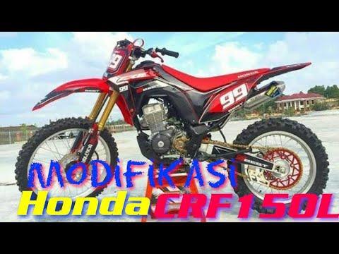 Kumpulan modifikasi Honda CRF150 L, inspirasi buat kamu yang akan modif CRf150