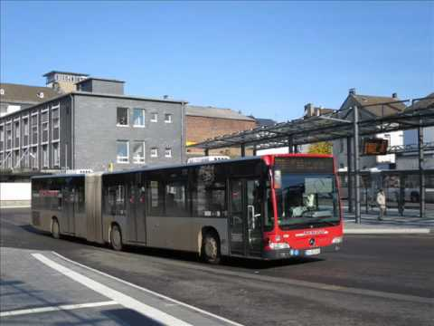 [Sound] Bus Mercedes O 530 G (EN-GB 1060) der Fa Schiwy GmbH & Co KG, Hattingen (Ruhr)