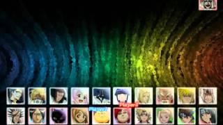 Cách combo 1 số NV trong Bleach vs Naruto