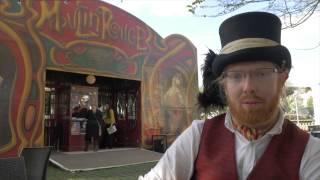 Drawing Circus - Brighton Spiegeltent