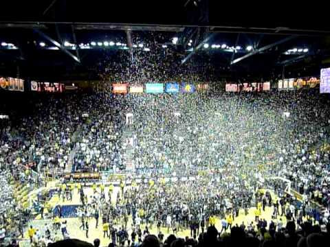 Cal vs. ASU to Win Pac-10 Basketball Championship
