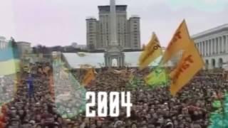 Вся история Украины за 20 секунд