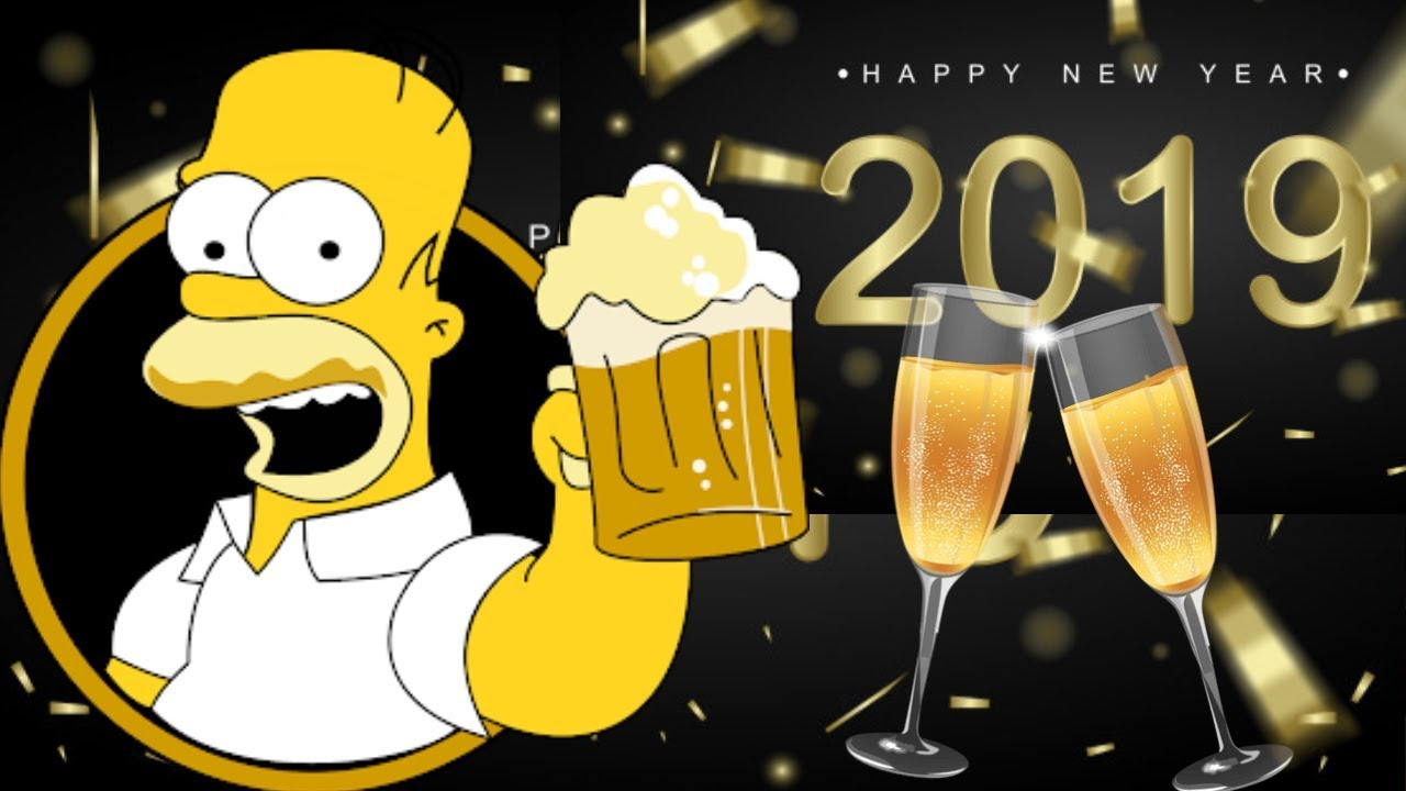 Frases Para Felicitar El Año Nuevo 2019 Graciosas Divertidaswhatsapp Twitter Comentarios Festivos