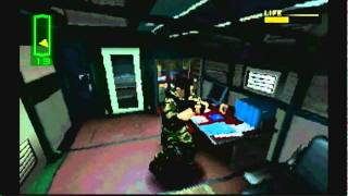 Ps1 Game: Covert Ops Nuclear Dawn Scenario S P5
