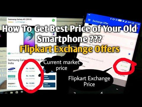 Flipkart Smartphone Exchange Offer | How Flipkart Exchange Offer Works | Get Best Price