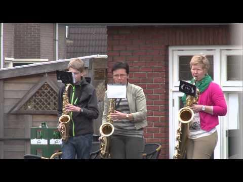 flashmob bornse harmonie