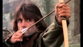 Робин из Шервуда.  Вспыльчивый. / Robin Of Sherwood. Spitfire Englishman.
