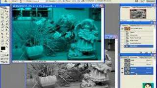 Photo Editing #10: Create 3D Anaglyph Images (3d glasses)