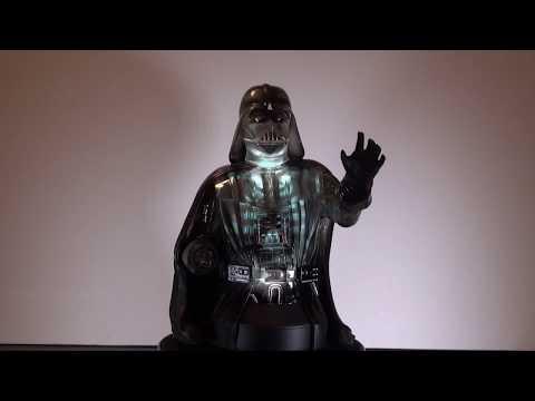 Star Wars Darth Vader Emperor/'s Wrath Mini Bust